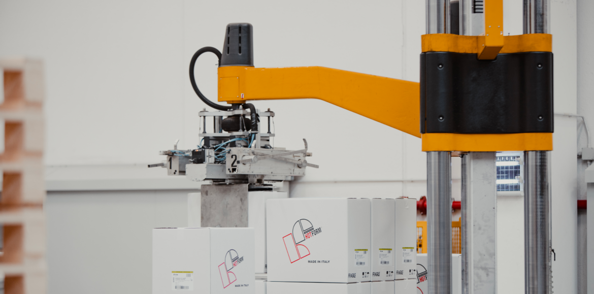 PROJECTED TO THE FUTURE: Hot Form towards industry 4.0